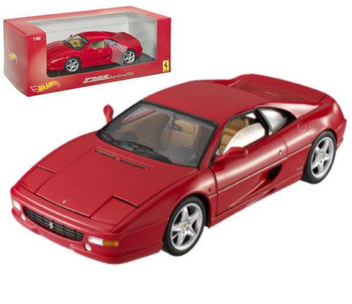 1:18 Mattel HOT WHEELS - F355 Berlinetta Ferrari Red