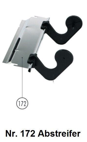 Tapofix Ersatzteil Nr. 172 Abstreifer Bortenfix