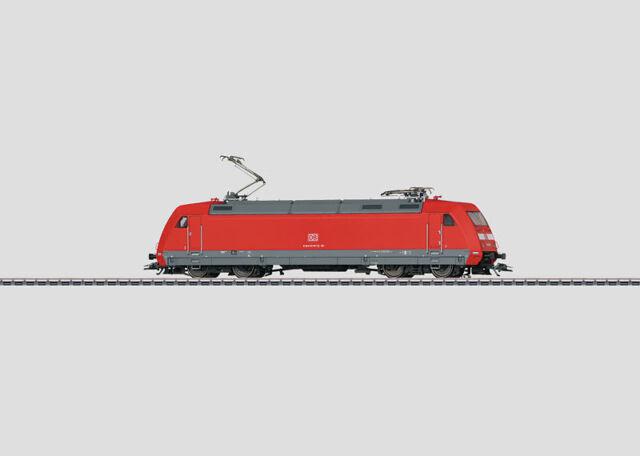 Märklin 37370 Intercity E-Lok BR101 der DB AG, Mfx + Sound NEU + OVP