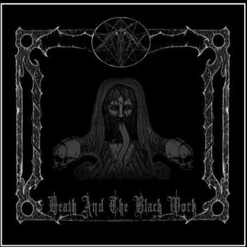 Nightbringer - Death & the Black Work [New CD] Digipack Packaging