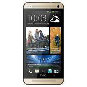 HTC One One  32 GB  Gold  Smartphone