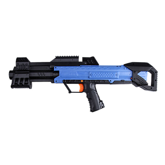 2207073-Soft Ball Gun Shooter Nerf Zeus Apollo Blaster Toy Gun