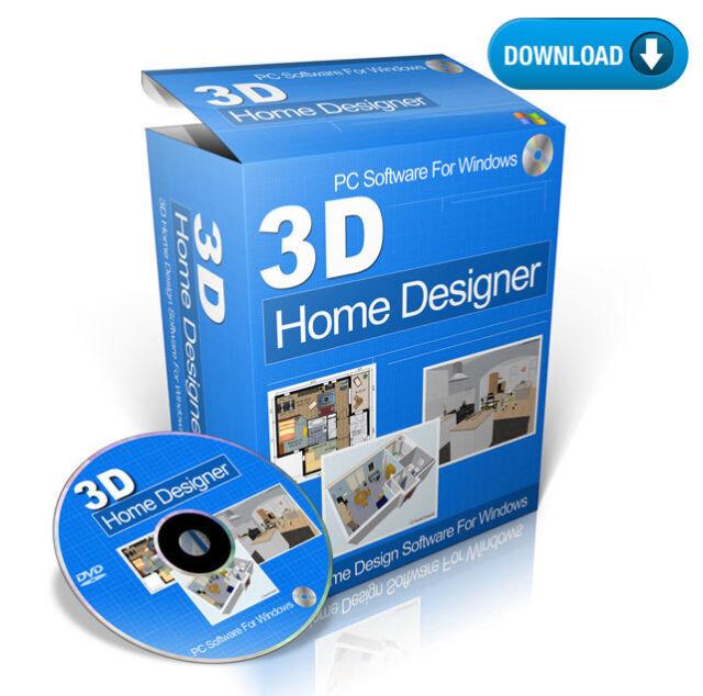 3d Home Design Planning for Kitchen Bathroom Software Download | eBay