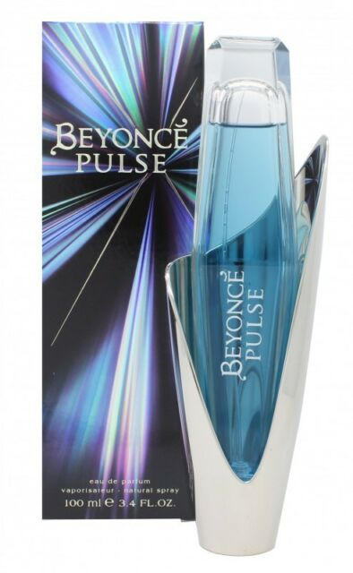 BEYONCÉ PULSE EAU DE PARFUM 100ML SPRAY - WOMEN'S FOR HER. NEW. FREE SHIPPING
