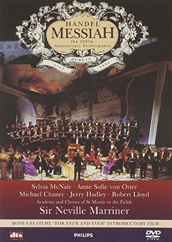 Handels Messiah 250th Anniversary Performance [DVD] [2003]