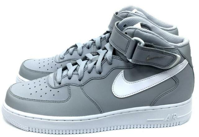 NEW MEN'S NIKE AIR FORCE1 MID '07 315123-033