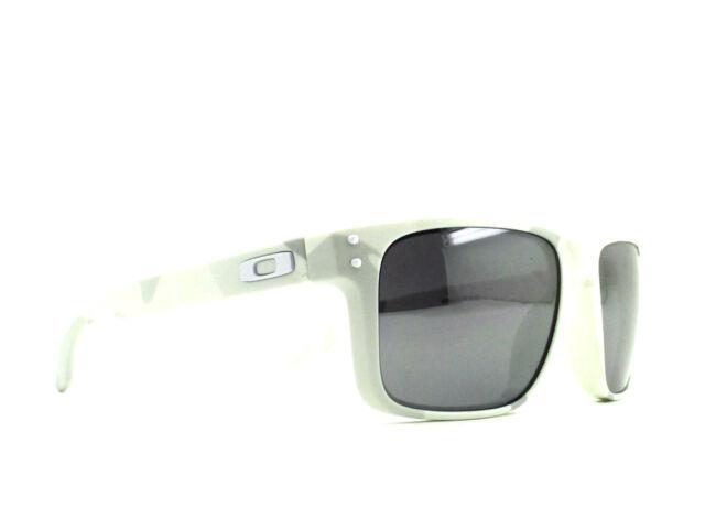 4741480928 Oakley SI Holbrook Multicam Alpine Black Iridium Sunglasses Oo9102 ...