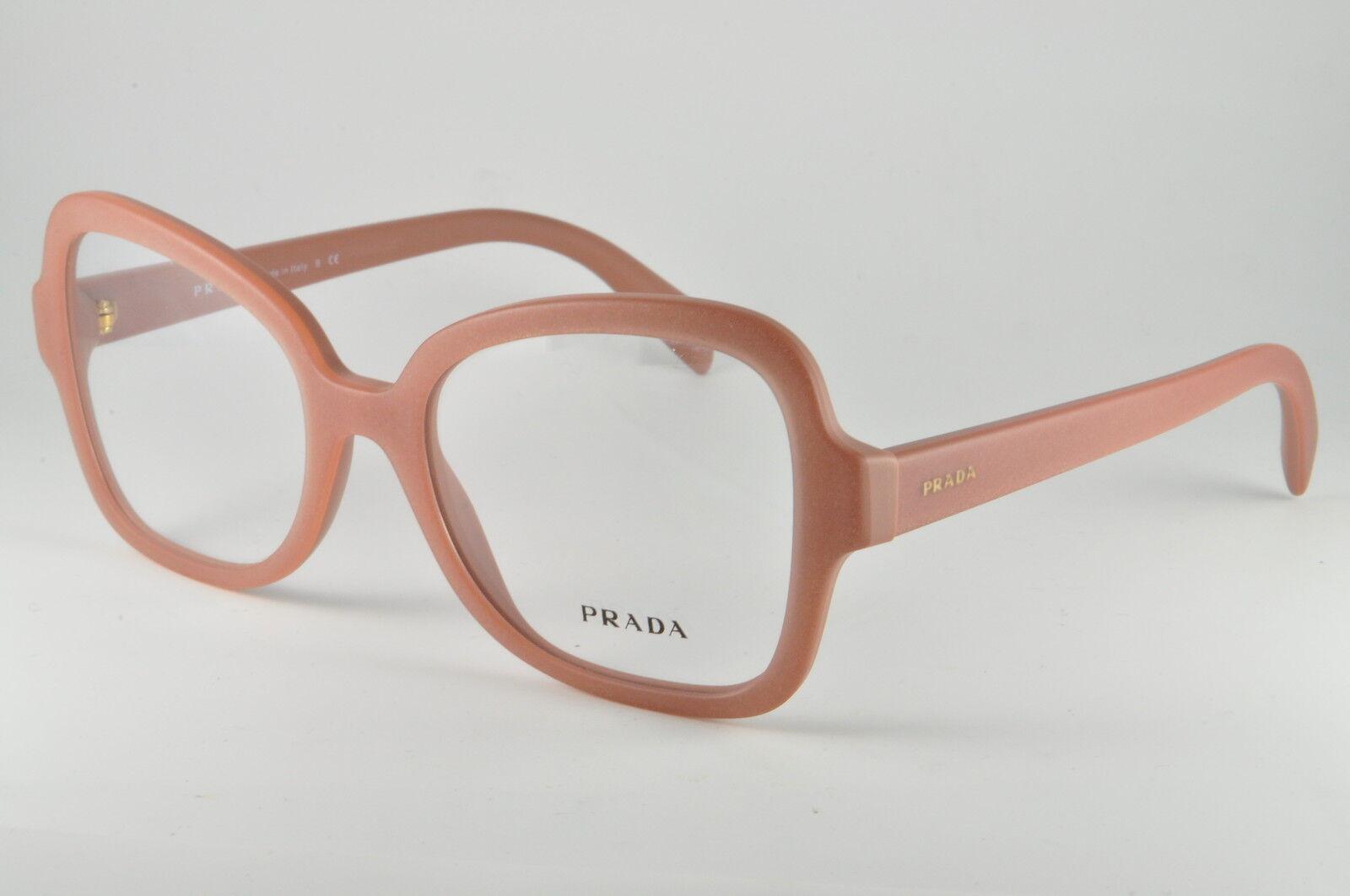 d276a1969a1 inexpensive prada eyeglasses vpr 25s uff 1o1 matte aluminum pink size 51 18  135 0d016 6c7bf
