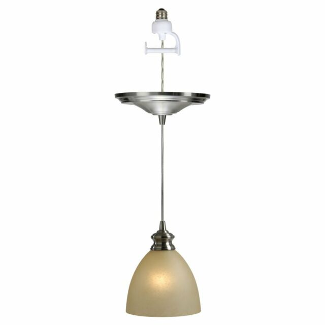 Worth Home S Instant In Pendant Light With Parchment Glass Shade