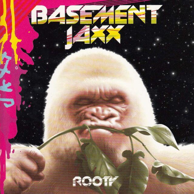BASEMENT JAXX Rooty CD