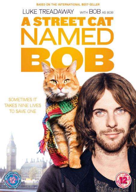 A Street Cat Named Bob [DVD]