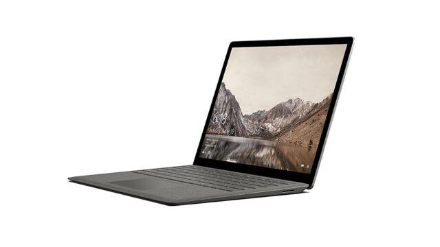 MICROSOFT Surface Laptop i5-7200U 256GB SSD 8GB RAM Graphit Gold NEU & OVP