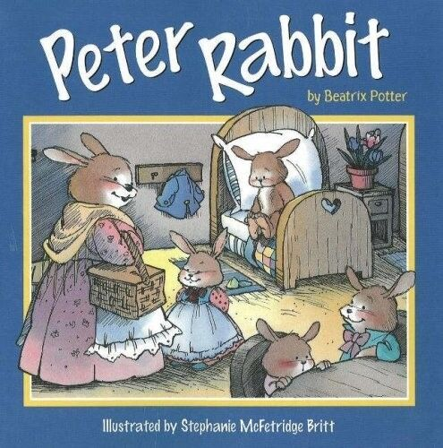 Acceptable, Peter Rabbit, Beatrix Potter, Book