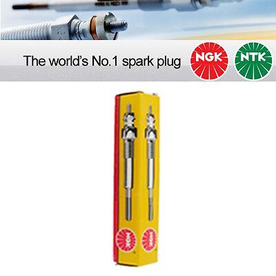 NGK Y-547AS / Y547AS / 6670 Sheathed Glow Plug Pack of 3