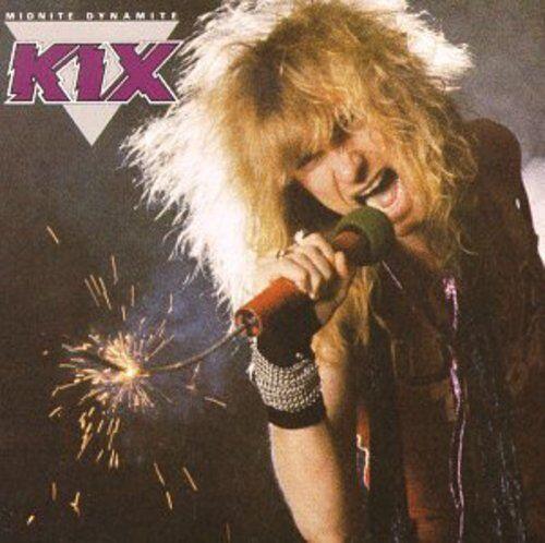 Kix - Midnite Dynamite [New CD] Manufactured On Demand