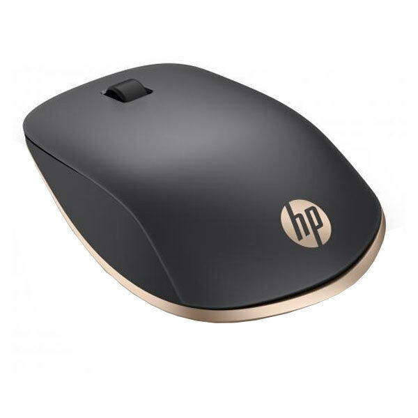 HP Z5000 Wireless Spectre Mouse Metall Gold Bluetooth-Maus kabellos universal