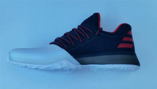 Adidas uomo James Harden VOL 1 Scarpa da basket sportive nuove bw0546 UK 7.5 to