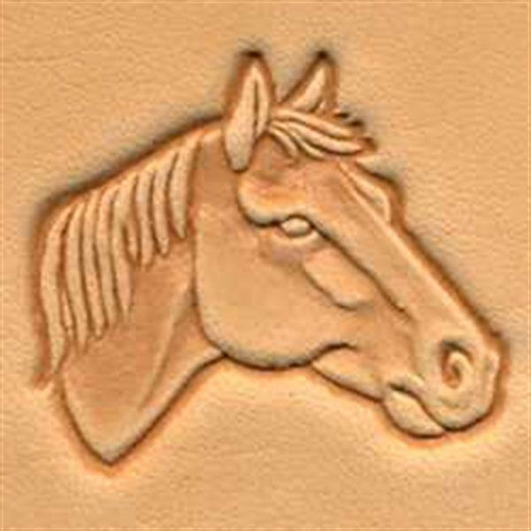 Craftool Horseshoe Stamp Z460 6460-00 by Tandy Leather
