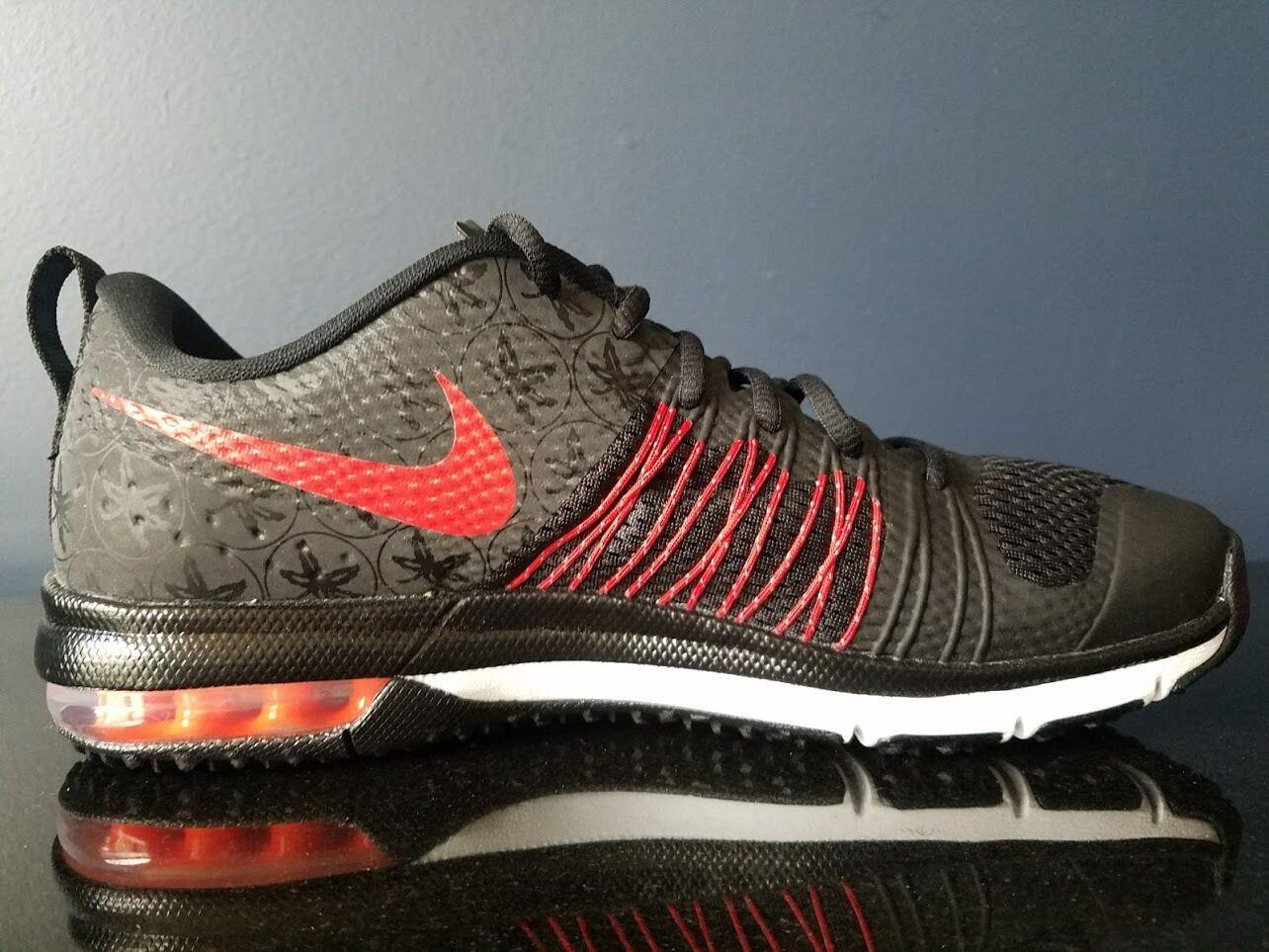 New Men's Nike Air Max Effort TR AMP