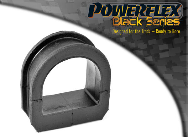 Powerflex Black Non Power Steering Rack Mount PFF85-231BLK For Vw Jetta Mk2