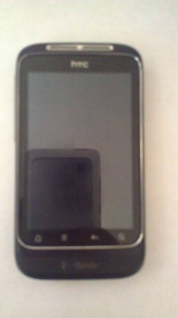 HTC Wildfire S- Black (Unlocked) -Excellent Condition