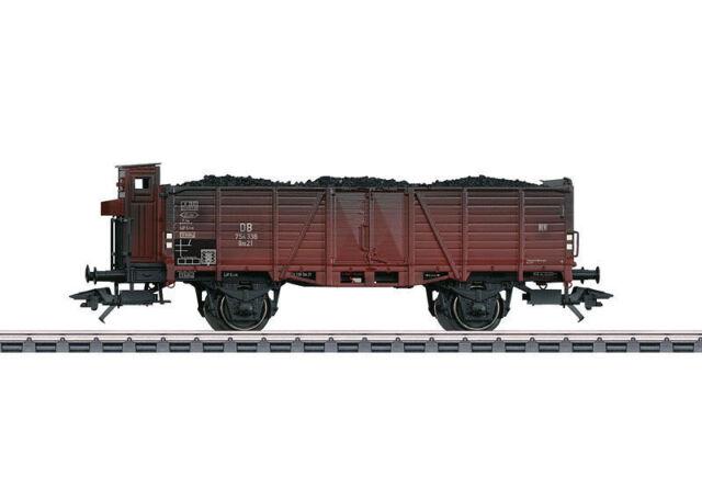 Märklin 46027 Offener Hochbordwagen Om 21 *Neu*