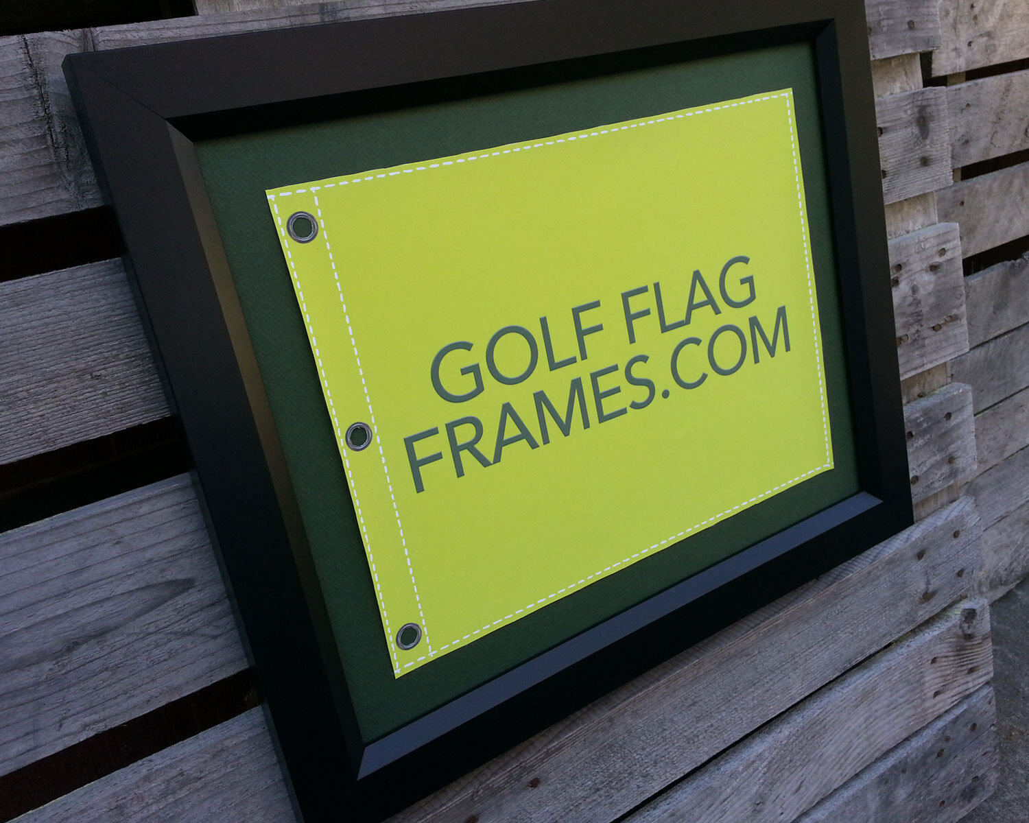Beautiful Golf Flag Frames Pattern - Picture Frame Ideas ...