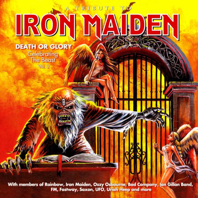 A Tribute To Iron Maiden -Celebrating The Beast Volume 2 - Digipak-CD - 700025