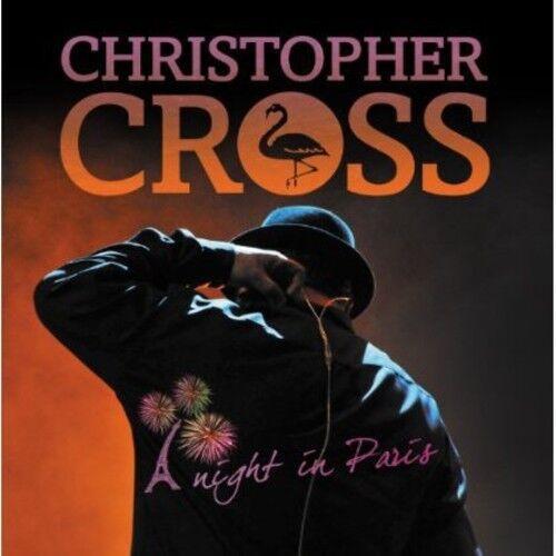 Christopher Cross - Night in Paris [New CD] Bonus DVD, PAL Region 0, UK - Import