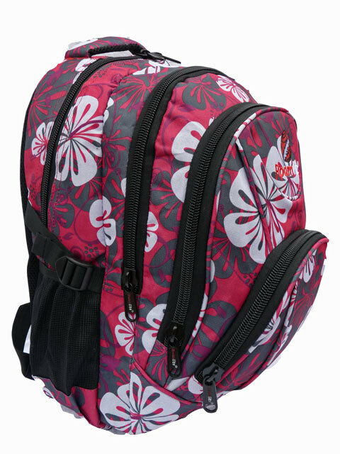 Backpack School Bags College Girls PINK Rucksacks 30-35 Litre Bag Roamlite® RL82