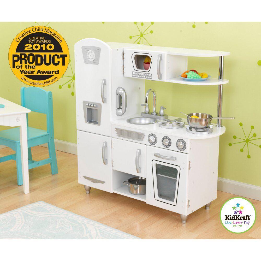 kidkraft vintage kitchen - white | ebay