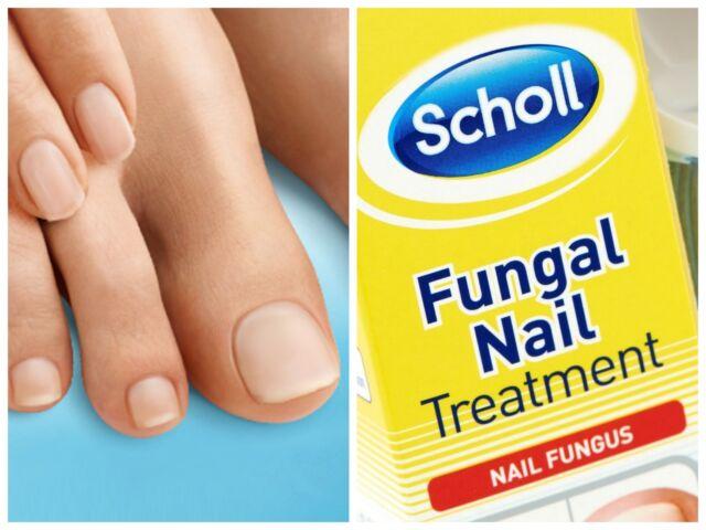 Dr. Scholl\'s 3.8ml Fungal Nail Treatment   eBay
