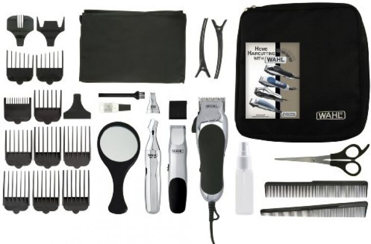 Home Barber Kit Haircut Trimmer Shaver Personal Grooming