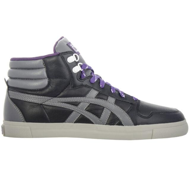 ONITSUKA TIGER ASICS Sneaker uomo A SIST con nero pelle scarpe nuove d3u3l9016