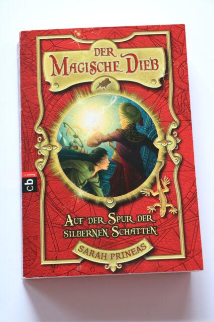 Der magische Dieb Bd.2 Auf der Spur der silbernen Schatten S. Prineas 3570135624