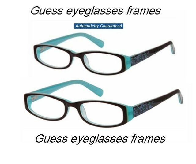 Guess Kids Eyeglass Frames 100 Authentic Brown Tag Original | eBay