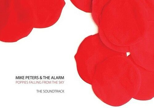 Alarm / Mike Peters - Poppies Falling From The Sky: The Soundtrack [New CD] UK -