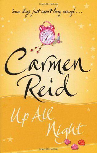 Up All Night,Carmen Reid