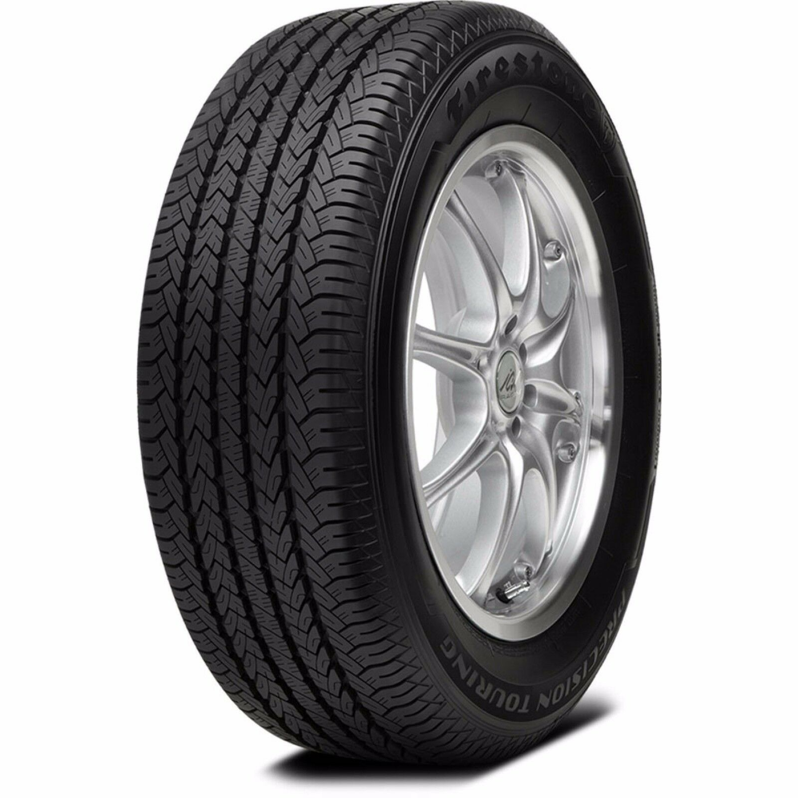235 65r16 Firestone Precision Touring Tires 103 T Set of 2