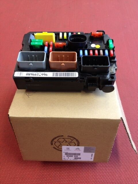 s l640 citro�n 6500hv ebay citroen c3 under bonnet fuse box at soozxer.org
