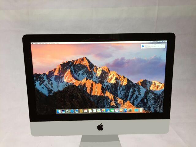 Apple Imac A1311 21 5 Quot Desktop Mc309ll A May 2011 Ebay