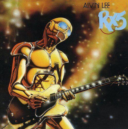 Alvin Lee - RX 5 [New CD] Bonus Tracks, Rmst