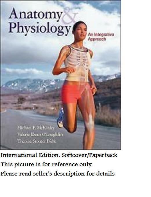 Anatomy and Physiology : An Integrative Approach by Valerie O ...