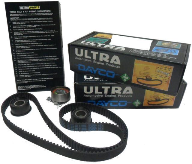 Timing Belt Kit fit Honda CR-V ATV/SUV - 2.0 16v [B20B, B20Z1] (1997-2002) Dayco