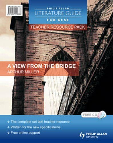 A  View from the Bridge : Teacher Resource Pack by Shaun McCarthy (Spiral...