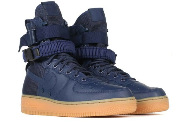 buy popular 0223b 677c3 Brand New Mens SF AF1 864024-400 Midnight Navy Size 10