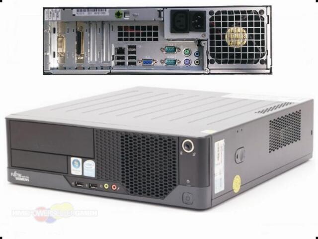 PC Fujitsu E5730 Intel CPU E5300 2*2.6GHz Win 7 Pro 64bit 160GB  2GB Remarketing