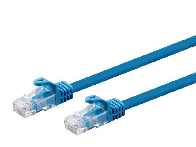 10ft Blue Cat6 CMP Rj45 Patch Cable Ethernet LAN Network Internet ...