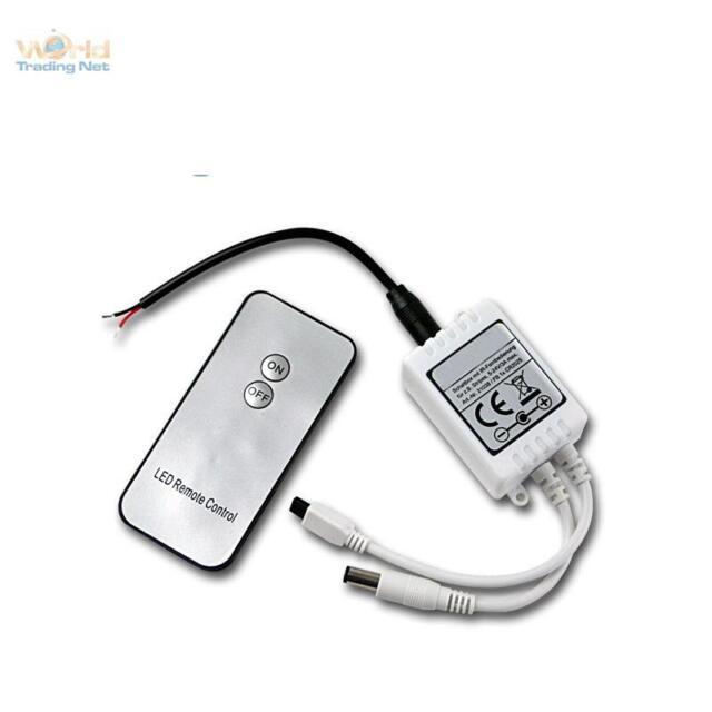 LED Schalter, 4-24V/3A, mit IR-Fernbedienung, zB 12V Stripes LEDs, Schaltbox