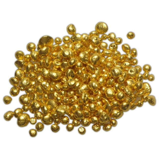 1 Gram 24k Gold Casting Grain Bullion Gold Shot Pure Gold